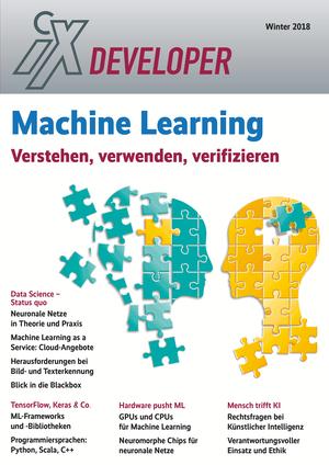 iX Developer 2018 - Machine Learning