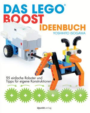 Das LEGO®-Boost-Ideenbuch