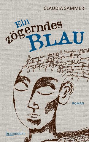 Ein zögerndes Blau