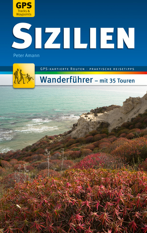 Sizilien Wanderführer Michael Müller Verlag