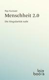 Vergrößerte Darstellung Cover: Menschheit 2.0. Externe Website (neues Fenster)