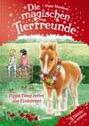 Vergrößerte Darstellung Cover: Die magischen Tierfreunde - Pippa Pony rettet die Einhörner. Externe Website (neues Fenster)