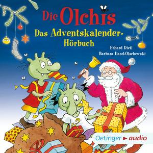 Die Olchis. Das Adventskalender-Hörbuch