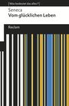 Vergrößerte Darstellung Cover: Vom glücklichen Leben. Externe Website (neues Fenster)
