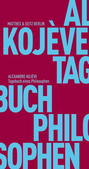 Tagebuch eines Philosophen