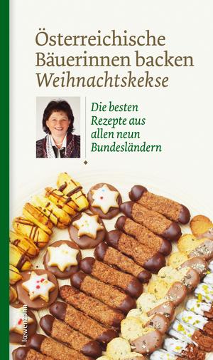 Österreichische Bäuerinnen backen Weihnachtskekse
