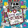 Vergrößerte Darstellung Cover: Tom Gates. Bitte nicht stören, Genie bei der Arbeit. Externe Website (neues Fenster)