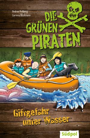 Die Gr...nen Piraten - Giftgefahr unter Wasser