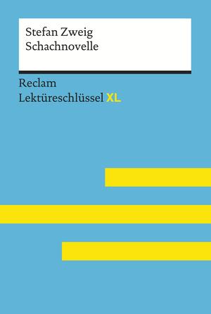 Stefan Zweig, Schachnovelle