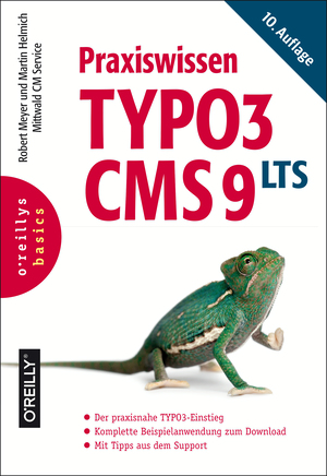Praxiswissen TYPO3 CMS 9 LTS