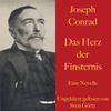 Vergrößerte Darstellung Cover: Joseph Conrad: Das Herz der Finsternis. Externe Website (neues Fenster)