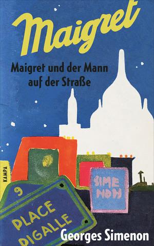 Maigret und der Mann auf der Straße