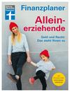 Vergrößerte Darstellung Cover: Finanzplaner Alleinerziehende. Externe Website (neues Fenster)