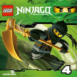 ¬Der¬ grüne Ninja / Die vierte Reißzahnklinge / Das böse Erwachen