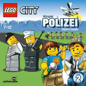 Polizei - Stadt in Gefahr