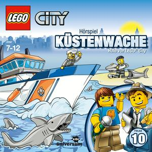 Küstenwache - Haie vor LEGO City