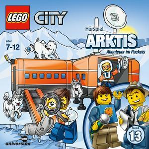 Arktis - Abenteuer im Packeis