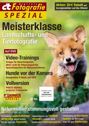 c't Fotografie Spezial: Meisterklasse Edition 9