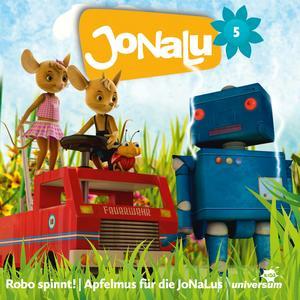 Robo spinnt! / Apfelmus für die JoNaLus