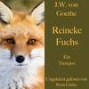 Johann Wolfgang von Goethe: Reineke Fuchs