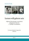 Lernen will gelernt sein - Band 1