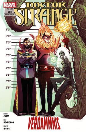 Doctor Strange 8 - Hölle auf Erden