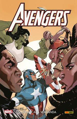 Avengers - Gefahr aus Wakanda