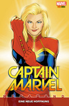 Captain Marvel Megaband - Eine neue Hoffnung