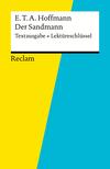 """E. T. A. Hoffmann, """"Der Sandmann"""""""