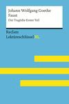 """Johann Wolfgang Goethe, """"Faust - Der Tragödie erster Teil"""""""