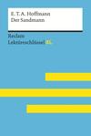 Vergrößerte Darstellung Cover: E. T. A. Hoffmann, Der Sandmann. Externe Website (neues Fenster)