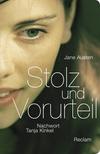 Vergrößerte Darstellung Cover: Stolz und Vorurteil. Externe Website (neues Fenster)
