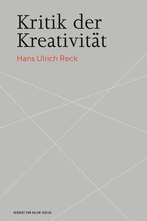 Kritik der Kreativität