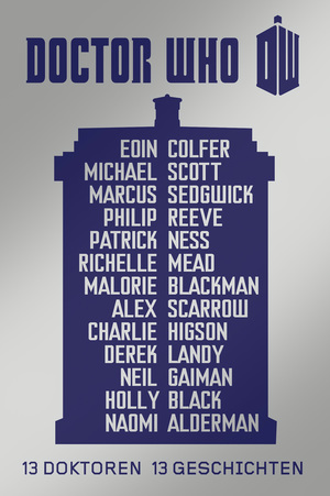 Doctor Who: 13 Doktoren, 13 Geschichten