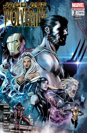 Jagd auf Wolverine 2 - Am Ende des Weges