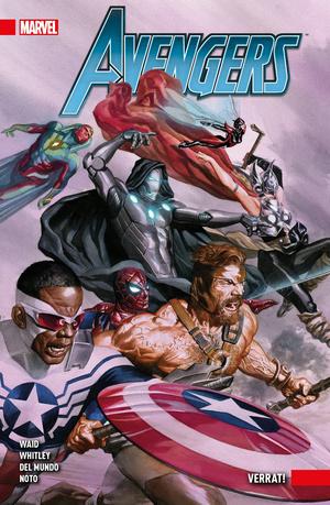 Avengers Paperback 6 - Verrat!