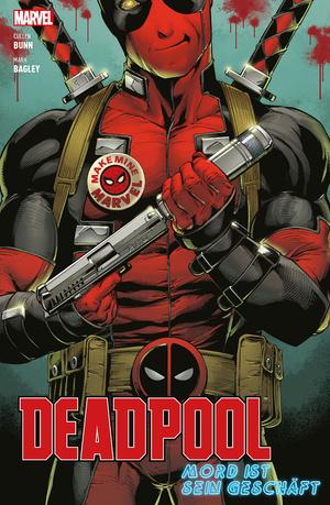 Deadpool - Mord ist sein Geschäft