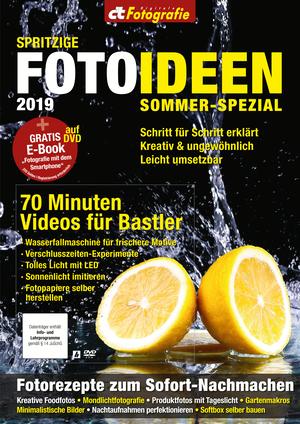 c't Fotografie Sommer-Spezial 2019