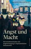 Vergrößerte Darstellung Cover: Angst und Macht. Externe Website (neues Fenster)