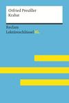 Vergrößerte Darstellung Cover: Krabat von Otfried Preußler: Lektüreschlüssel mit Inhaltsangabe, Interpretation, Prüfungsaufgaben mit Lösungen, Lernglossar. (Reclam Lektüreschlüssel XL). Externe Website (neues Fenster)