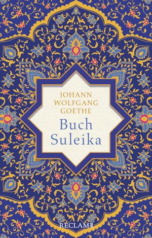 """Buch Suleika. Gedichte aus dem """"West-östlichen Divan"""""""
