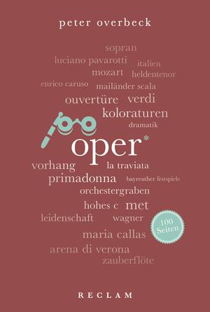 Oper. 100 Seiten