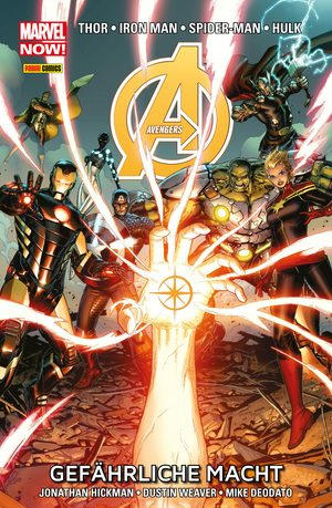 Avengers 2 - Gefährliche Macht