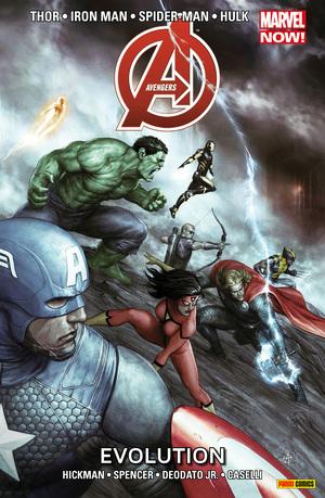 Avengers 3 - Evolution