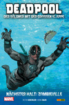 Vergrößerte Darstellung Cover: Deadpool - Der Söldner mit der großen Klappe. Externe Website (neues Fenster)