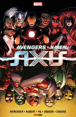 Avengers & X-Men - Axis