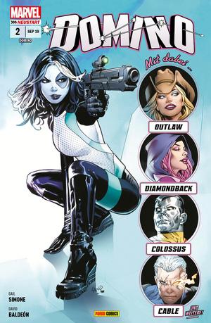 Domino 2 - Furchtlose Vampirkiller