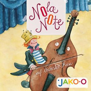 Nola Note auf Orchesterreise