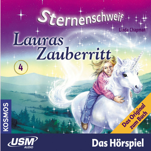 Sternenschweif 04 - Lauras Zauberritt