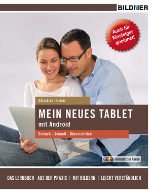 Mein neues Tablet mit Android